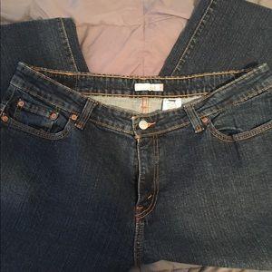 NWOT Plus Size Levi's 515 Jeans